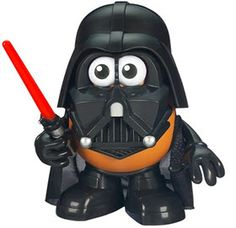 Mr. Potato Head Darth Vader