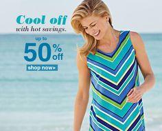 Save 50% + earn upto 4.80% cashback on stylish woomen's fashion at #blair
