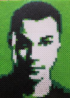 Perler Bead Portrait Collection BIG BANG door MostFavoriteAunt