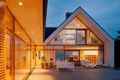 Sanctuary House in Denmark-By: Henning Larsen