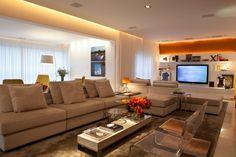 Portfólio Fernanda Marques - Casa Vogue |  Living Room