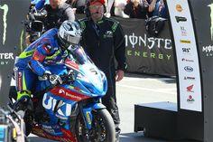 Bennetts Suzuki GSX-R 1000 w/ Michael Dunlop