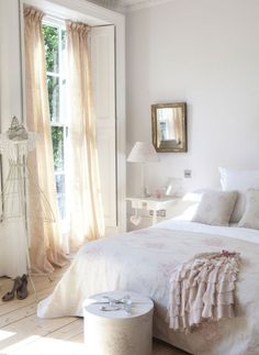 Pink Sophia - Like the Grey Sophia a really popular one for the bedroom giving that faded over time feel.