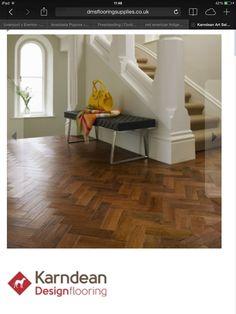 Karndean flooring - Auburn oak http://www.alleghenymillworklumber.com/hardwood-flooring.html