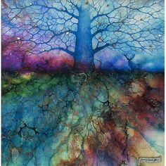 Kerry Darlington - Sacred Grove (Artist Proof's Available)