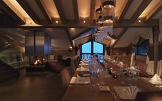 Luxury Ski Chalet, La Bergerie, Courchevel 1850, France, France (photo#5016)