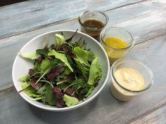 3 izgalmas salátaöntet | Nők Lapja Izu, Spinach, Chili, Vegetables, Food, Chile, Chilis, Vegetable Recipes, Eten