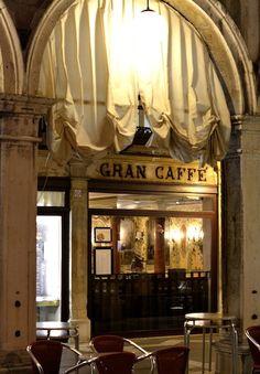 Grancaffè Quadri, Piazza San Marco,  Venezia