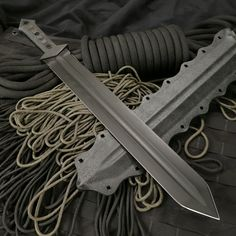 Tactical Gladius by Gage Custom Knives