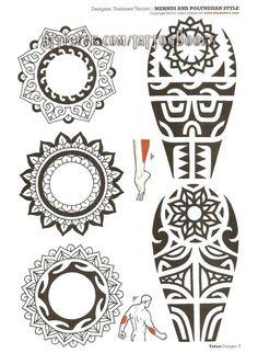 Tribal Maori and Polynesian Polynesian Leg Tattoo, Polynesian Tattoo Designs, Maori Tattoo Designs, Samoan Tattoo, Bein Band Tattoos, Bull Tattoos, Eagle Tattoos, Graffiti Tattoo, Original Tattoos
