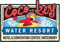 Coco Key Waterpark Hotel in Waterbury, CT