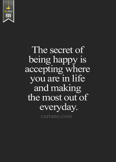 I frequently have to stop and think about this all the time. It is so easy to forget just how good life really is sometimes!