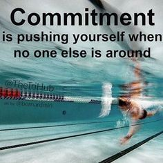Like the two-hour swim workout the other day