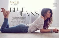 MAP - News – Will Davidson Shoots Cameron Russell for Vogue Mexico Cover Story