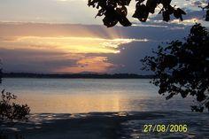 my home ..Bribie Island Qld.