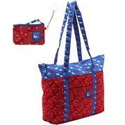 New York Rangers ID and Fabric Tote Bag