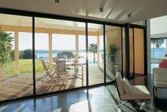 Aluminium Sliding Doors | Horizon Premier | Reveal - Yorkshire ...