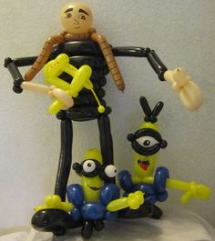 Despicable Me - Gru & Minions