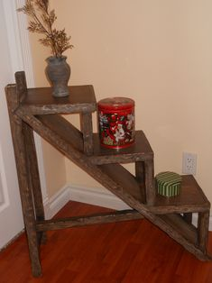 Pallet Stand - would be nice for plants, indoors or out