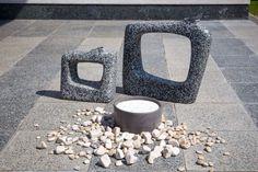 Naturalne świece zapachowe w kamieniu...