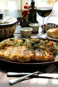 Cod Fish Recipes, Seafood Pasta Recipes, Seafood Dishes, Bacalhau Recipes, Portuguese Recipes, Portuguese Food, Tapas, Fish Dinner, Home Food