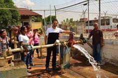 Rehabilitados 14 pozos profundos de agua potable en el municipio Libertador