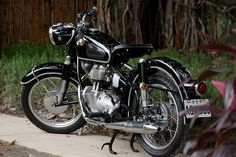 BMW R27, one of my all time favorites