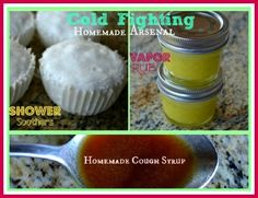 Homemade Shower Soothers