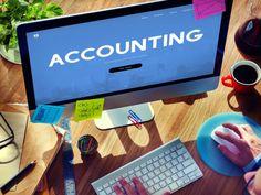Zmeny v účtovníctve, daniach a odvodoch od roku 2020 Used Computers, Workplace, Free Images, Accounting, Business, Creative, People, Store, Business Illustration