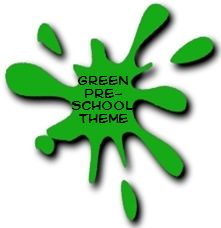 Green Preschool Theme: March is the month for celebrating St.Patrick's Day and Spring. There are plentiful resources for… Preschool Color Theme, Preschool Color Activities, Preschool Learning, Preschool Activities, Preschool Classroom, Kindergarten, Color Of The Week, Curriculum Planning, Teaching Colors