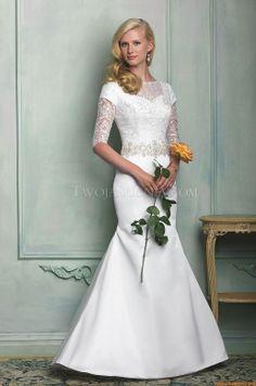 Robes de mariée Allure M512 Modest 2014