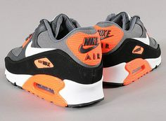 "Nike Air Max 90 Premium ""Total Crimson"""