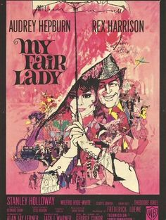"""My Fair Lady"" directed by George Cukor / highest grossing film in 1964"
