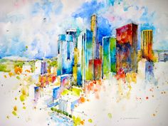 Art and Life: Los Angeles Wall Mural - Part 1 (Joseph Stoddard)