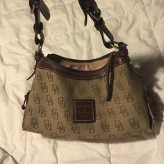 Dooney & Bourke hand bag Great condition, authentic Dooney & Bourke hand bag. Dooney & Bourke Bags Shoulder Bags