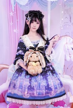 New Release: Moonlight Forest 【Fantasy Castle】 Series ◆ Shopping Link >>> https://www.lolitawardrobe.com/search/?Keyword=Fantasy+Castle