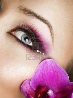 Beautiful flower effect