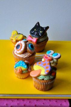 Halloween Cakes ハロウィンケーキ