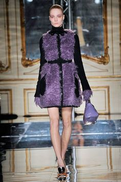 See the complete Miu Miu Fall 2010 Ready-to-Wear collection.