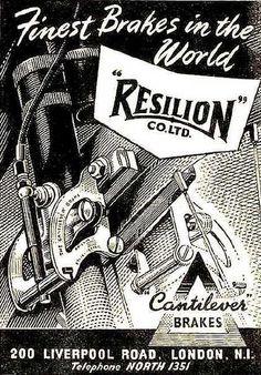Resilion brakes