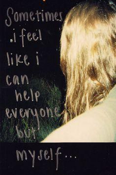 depresing, but.