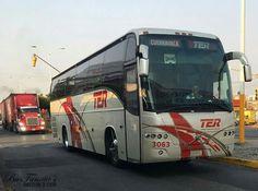 Volvo 9700 select transportes estrella roja México