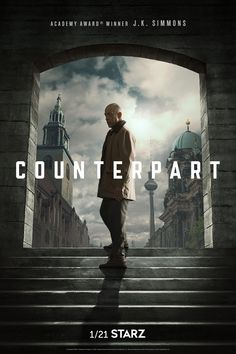 Counterpart: Starz Releases Sneak Peek and Key Art