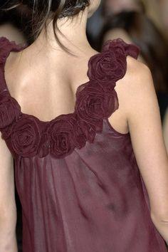 "dreamermakeawish: ""Lela Rose Spring 2007+Details """