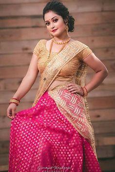 Saree Fashion, Saree Styles, Sari, Saree, Saris
