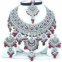 Diamond Bridal Jewelry Set NP-38