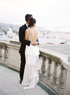Olivia Couture wedding dress   Jose Villa Fine Art Photography