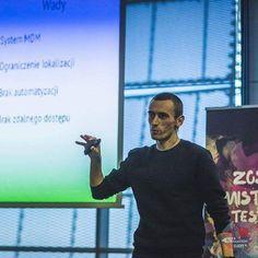 Laboratorium urządzeń mobilnych na Agile & Automation Days | Piotr Wicherski