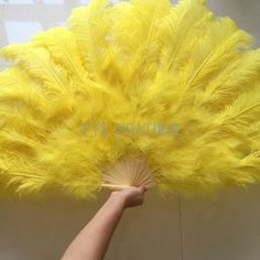 wholesalehigh quality ostrich feather fan large size feathers