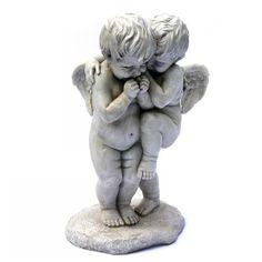 cherubs | angel cherubs garden ornament statues 0 reviews two angel cherubs ...